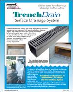 BAMC TrenchDrain Brochure