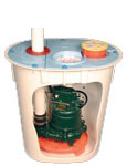 SmartSump Crawl Space Sump Pump