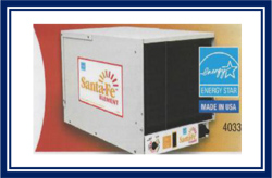 sante fe dehumidifier. The Santa Fe Element Was Specifically Designed For Crawlspaces. At 12\u2033 Tall And Wide, Can Fit Where No Other Dehumidifier Can. Sante O